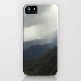 Alpine Ranges ~ Australia iPhone Case