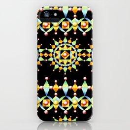Bijoux Sunburst Stripe iPhone Case