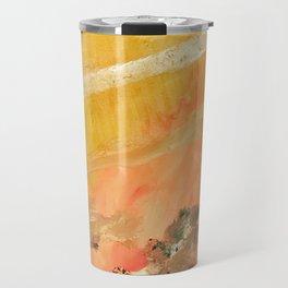 AJ's Abstract for Luke (Spina Bifida) Travel Mug