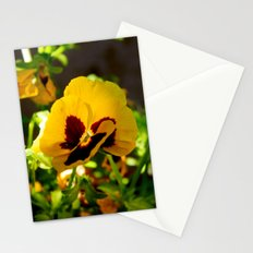 Viola tricolor Stationery Cards