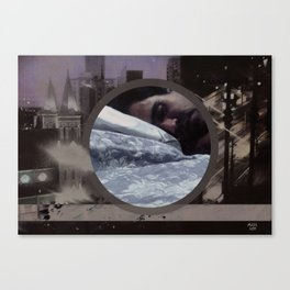 perfect intentions Canvas Print