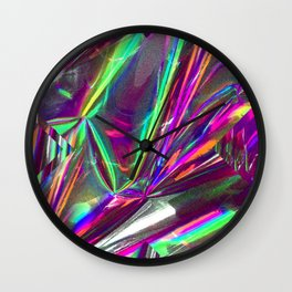 Future Sick Wall Clock