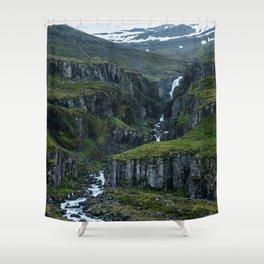 Rift Valley Shower Curtain