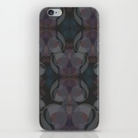 sound iPhone & iPod Skins featuring Sound by La Señora