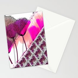 Floral Perspective Stationery Cards