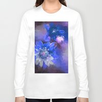 passion Long Sleeve T-shirts featuring Passion by Bunny Clarke
