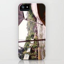River Kwai Village - Thailand iPhone Case