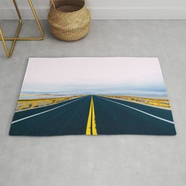 Escape to Antelope Island Rug