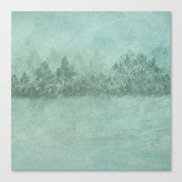 Hushed Silence Canvas Print