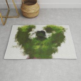 Smashing Green Rug