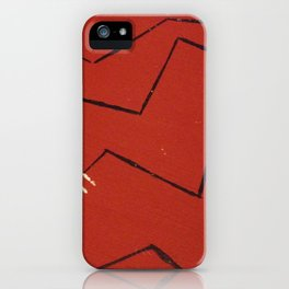 labyrinthine iPhone Case