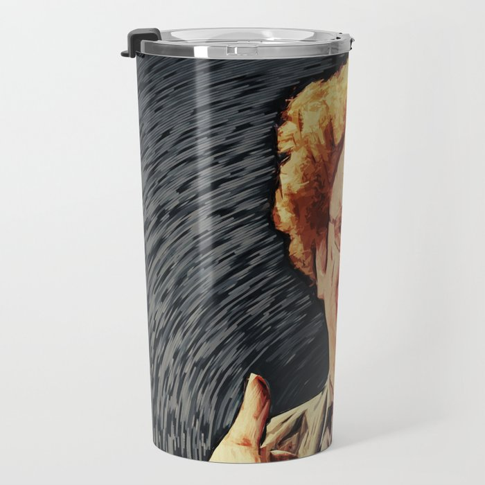 Dr. Steve Brule Travel Mug