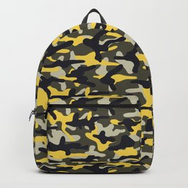 Industrial Camouflage Backpack
