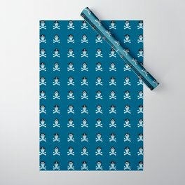 The Jolliest Rogers Wrapping Paper