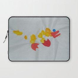 Button Eyed Duck Laptop Sleeve