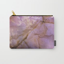 """""""Paper scrap"""" Carry-All Pouch"""