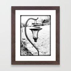 ... II Framed Art Print