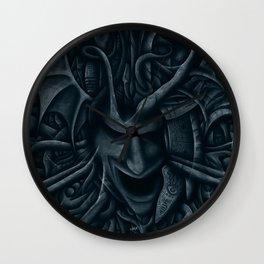 Mockery Wall Clock