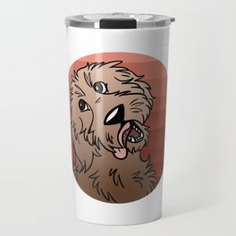 Doodle Boy Travel Mug