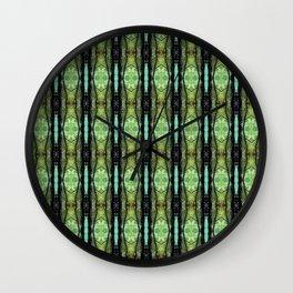 GreenPrism2 Wall Clock