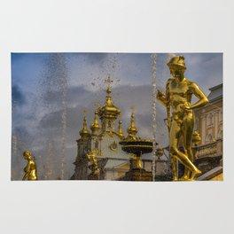 Peterhof palace Rug