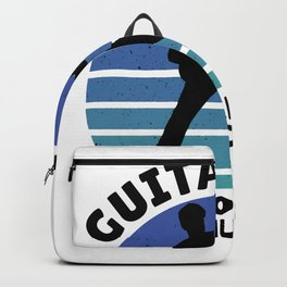 Guitar guy Backpack