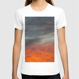 Fire after the storm. T-shirt
