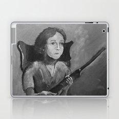 Loretta. Laptop & iPad Skin