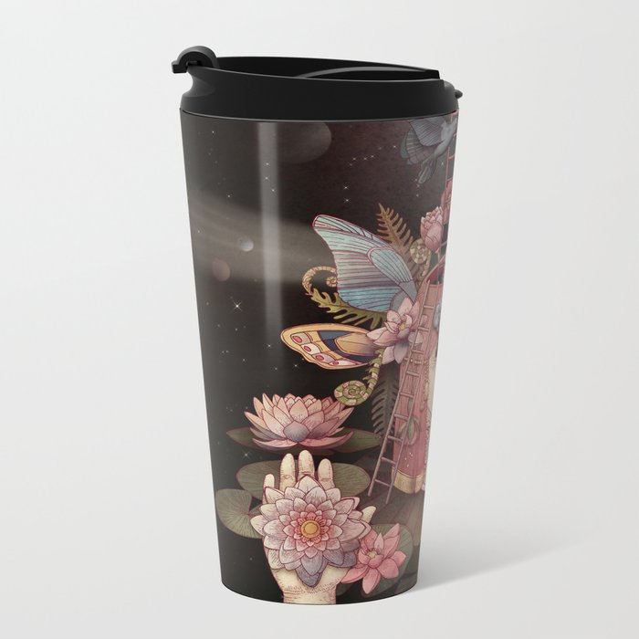 Aeonian II Metal Travel Mug