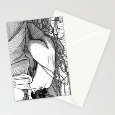 asc 613 - Le paysage nocturne (I think I see you now) Stationery Cards