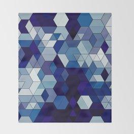 hexa Throw Blanket