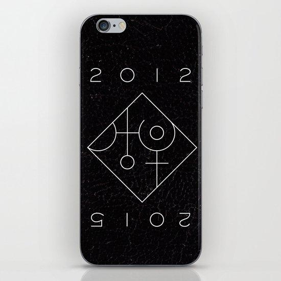 Uranus Square Pluto iPhone & iPod Skin