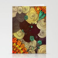 earth Stationery Cards featuring Earth by DuckyB