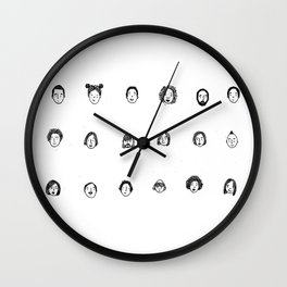 M A S S A Wall Clock