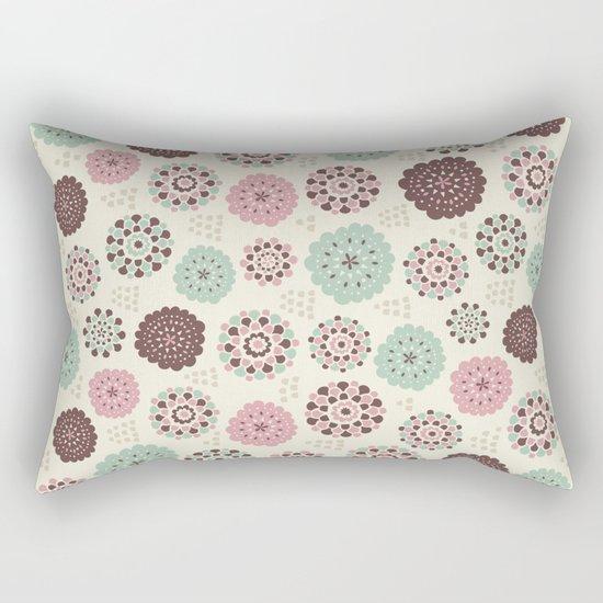 Sweet Mauve Rectangular Pillow
