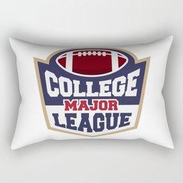 College Major League Rectangular Pillow
