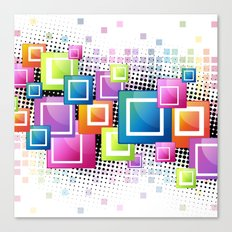 I'm Just Too Freakylicious For Ya Babe.  Canvas Print