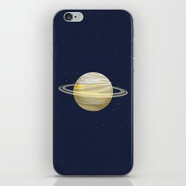 Saturn iPhone Skin