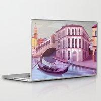 venice Laptop & iPad Skins featuring Venice by David Pavon
