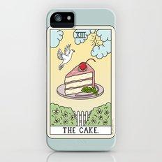 CAKE READING iPhone (5, 5s) Slim Case