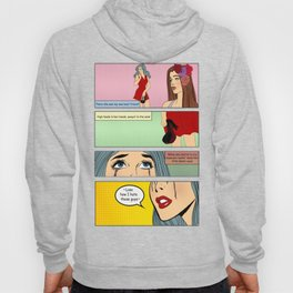 Retro Comic Hoody