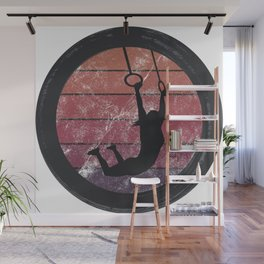 Muscle Up Wall Mural