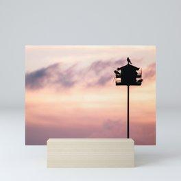 Pastel Sky Mini Art Print