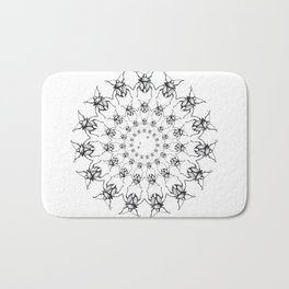 "Brix and Bailey: ""Bettle Mania"" Bath Mat"