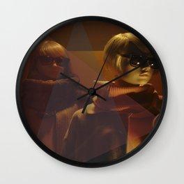 Mannequins  2 Wall Clock