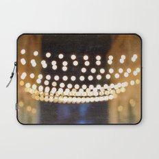 Floating Bokeh Laptop Sleeve