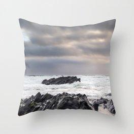 Church Cove II Throw Pillow