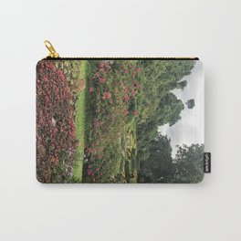 Stormy Garden Carry-All Pouch