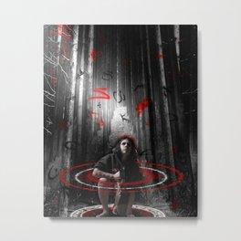 SpellBound Metal Print