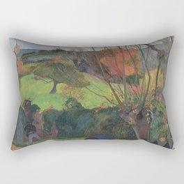 The Willow Tree Rectangular Pillow
